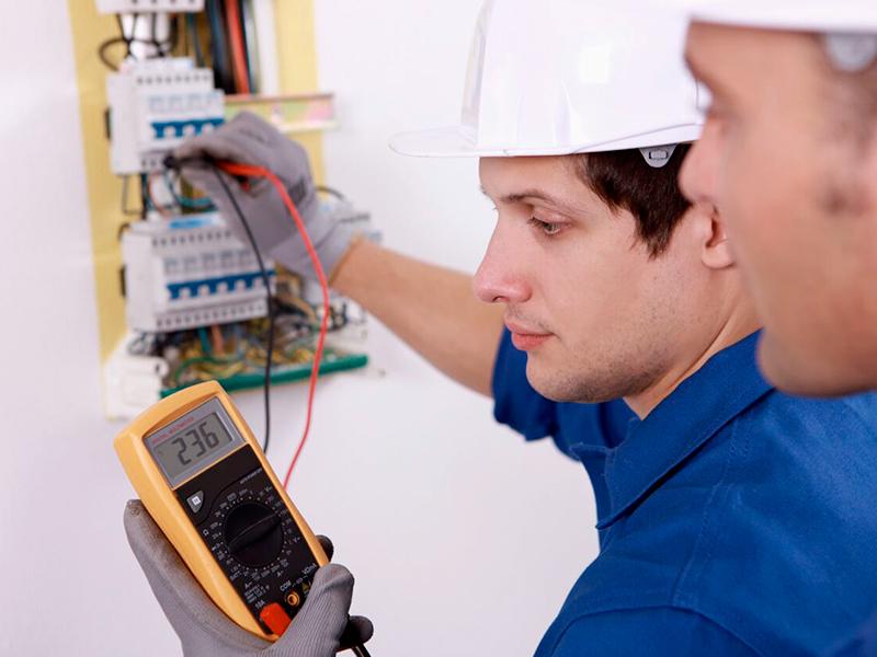 Eficiencia en las mediciones electricas de alta presicion